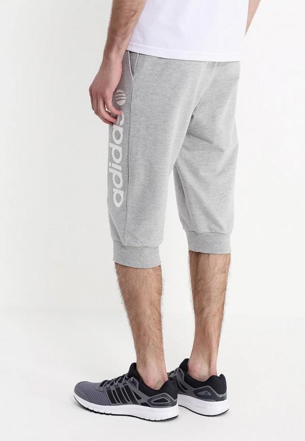 Мужские спортивные шорты Adidas Neo (Адидас Нео) M31942: изображение 4