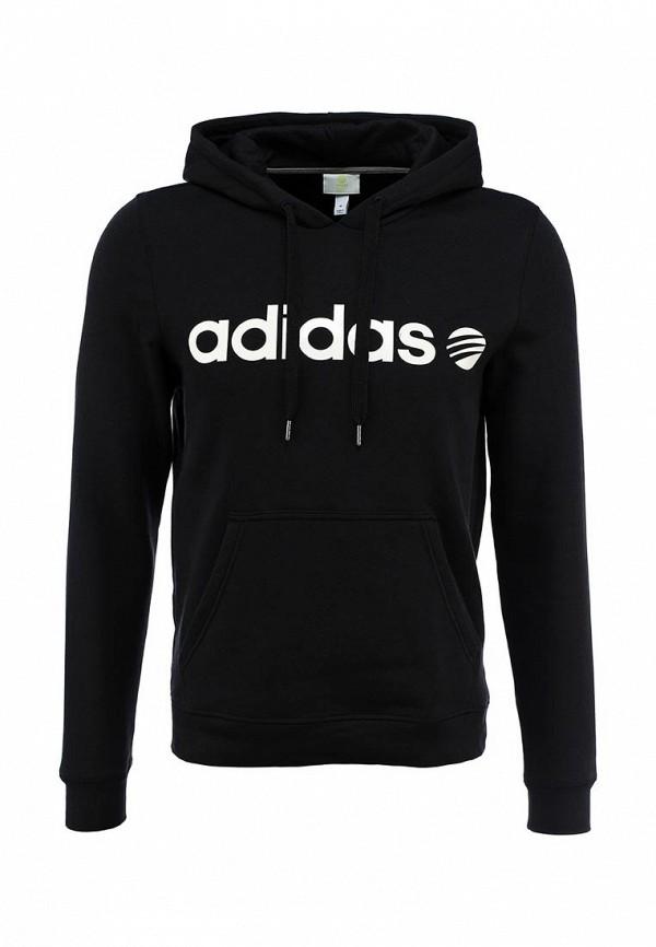 Мужские худи Adidas Neo (Адидас Нео) A08360: изображение 2