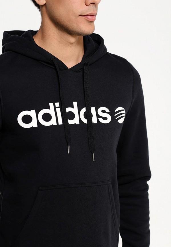 Мужские худи Adidas Neo (Адидас Нео) A08360: изображение 3