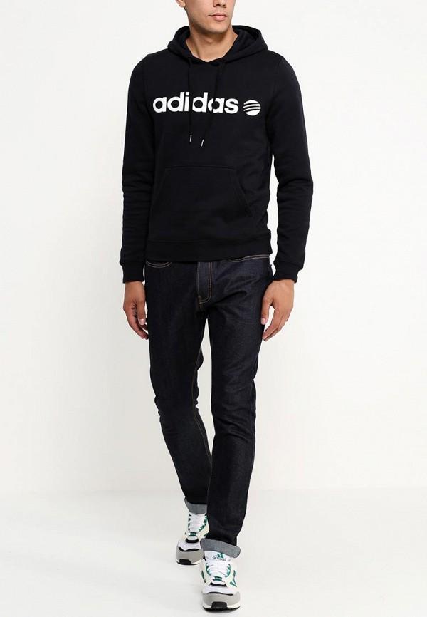 Мужские худи Adidas Neo (Адидас Нео) A08360: изображение 4