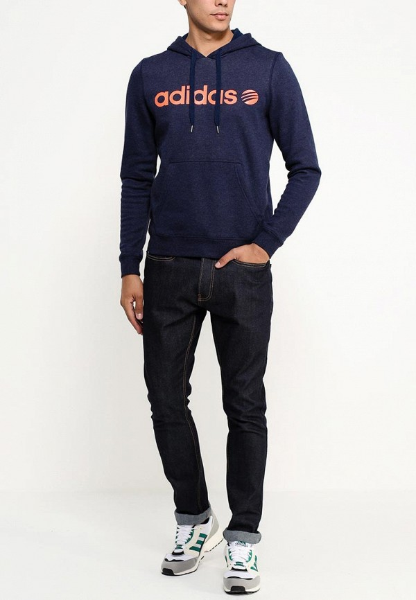 Мужские худи Adidas Neo (Адидас Нео) S25143: изображение 4