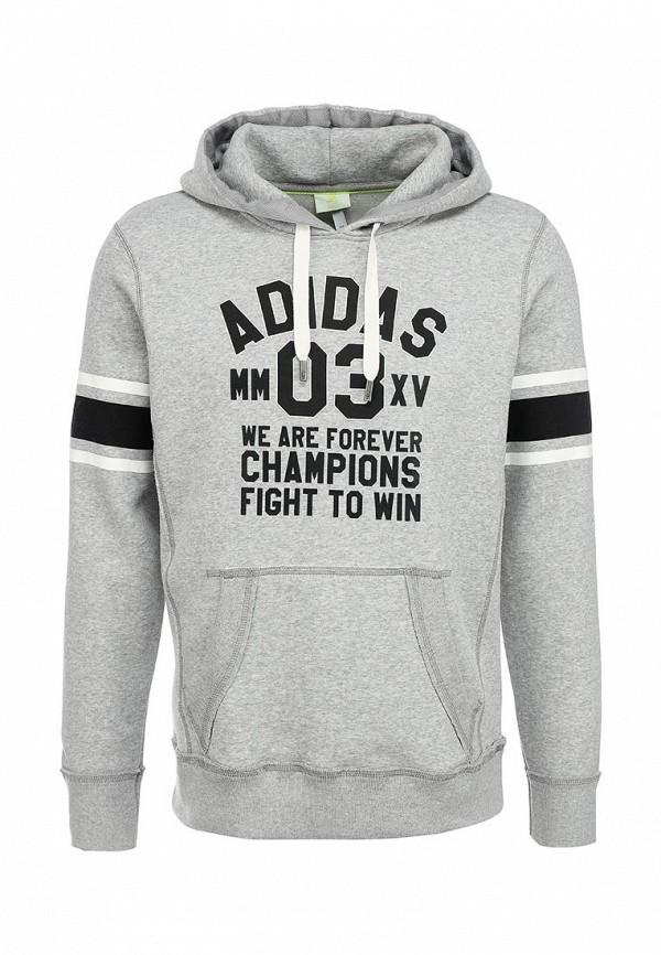 Мужские худи Adidas Neo (Адидас Нео) S26727: изображение 1