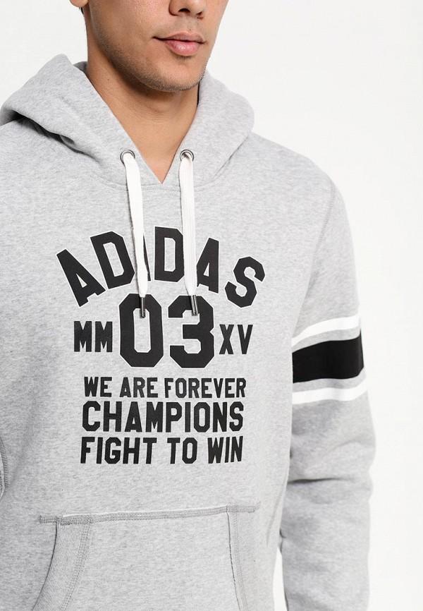Мужские худи Adidas Neo (Адидас Нео) S26727: изображение 2
