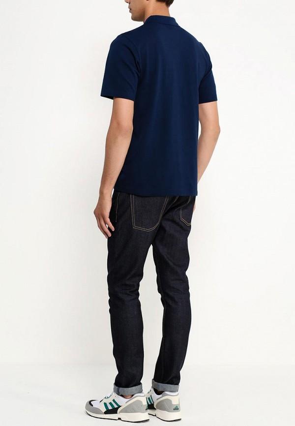 Мужские поло Adidas Neo (Адидас Нео) A08363: изображение 5