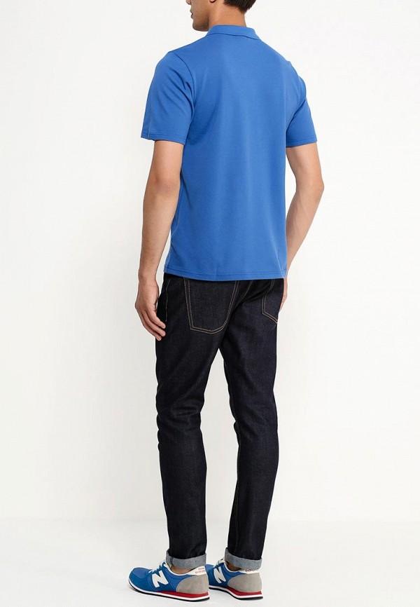 Мужские поло Adidas Neo (Адидас Нео) A08365: изображение 4