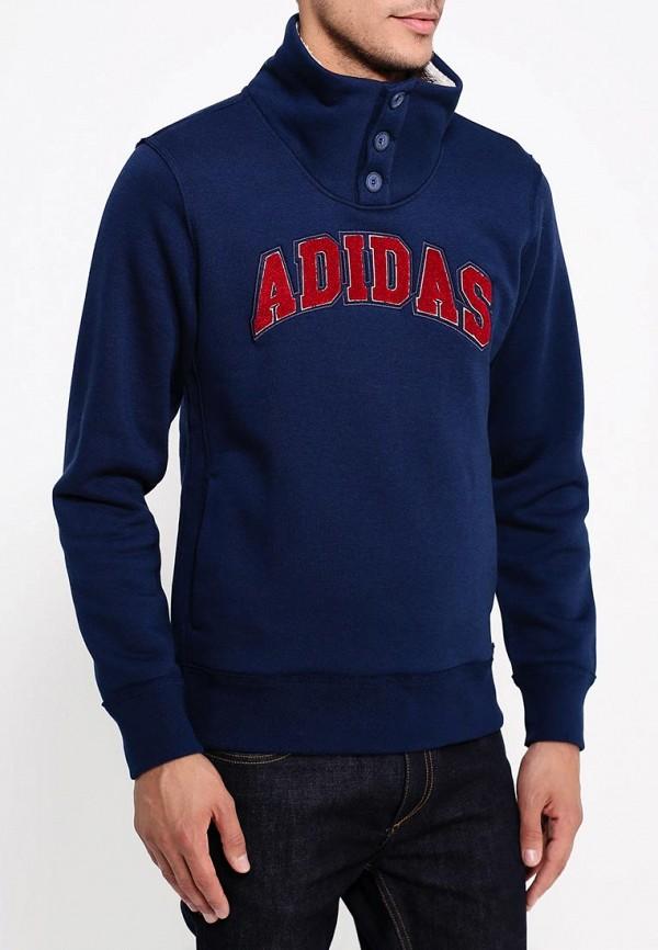Толстовка Adidas Neo (Адидас Нео) AB3661: изображение 3