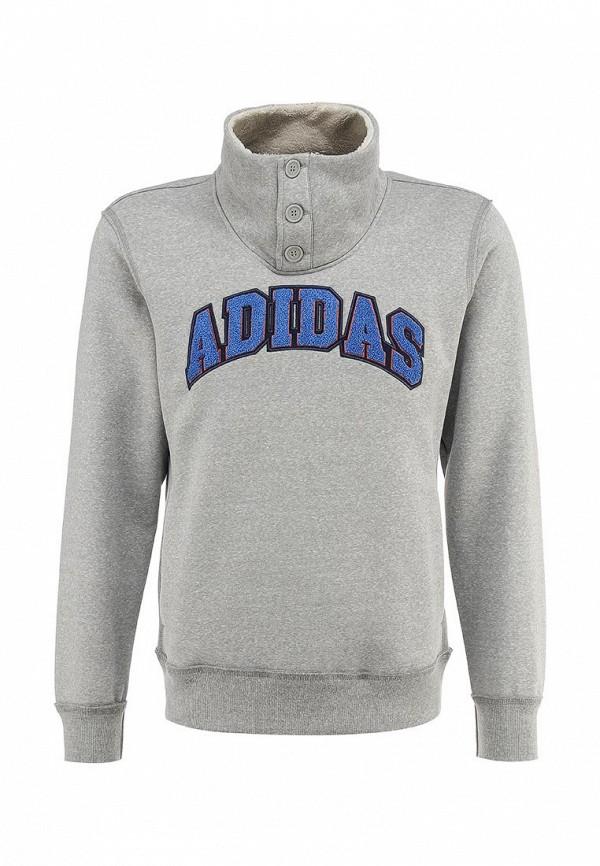 Толстовка Adidas Neo (Адидас Нео) AB8830: изображение 1