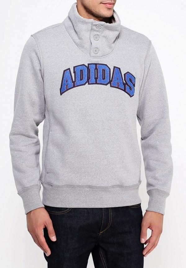 Толстовка Adidas Neo (Адидас Нео) AB8830: изображение 3