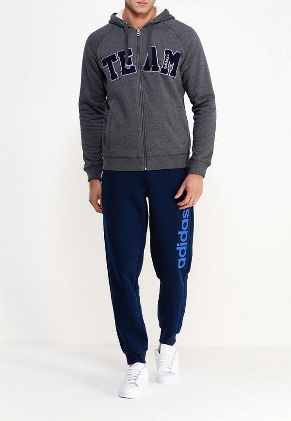 Толстовка Adidas Neo (Адидас Нео) AB8814: изображение 3