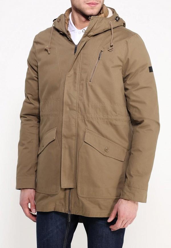 Утепленная куртка Adidas Neo (Адидас Нео) AB3559: изображение 3