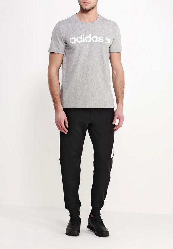 Мужские спортивные брюки Adidas Neo (Адидас Нео) AB3523: изображение 2