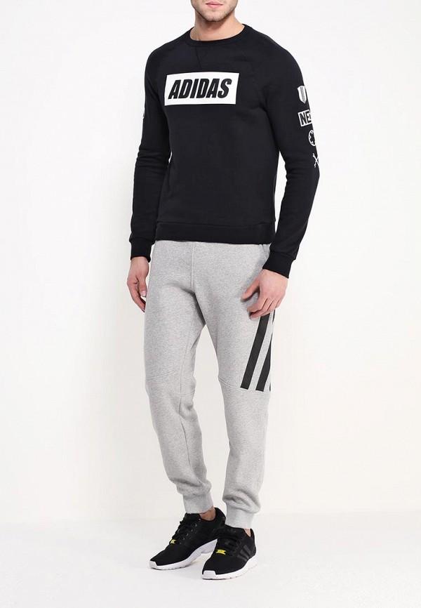 Мужские спортивные брюки Adidas Neo (Адидас Нео) AB8752: изображение 2