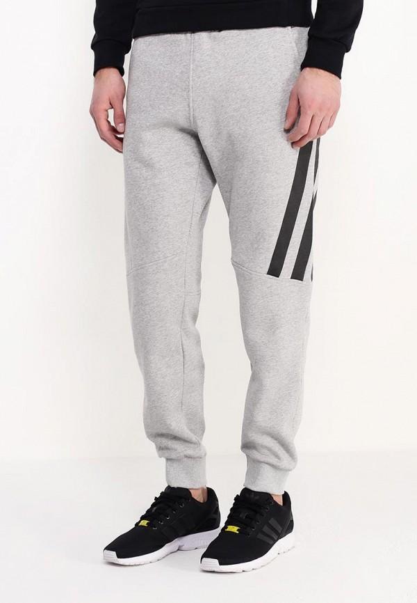 Мужские спортивные брюки Adidas Neo (Адидас Нео) AB8752: изображение 3