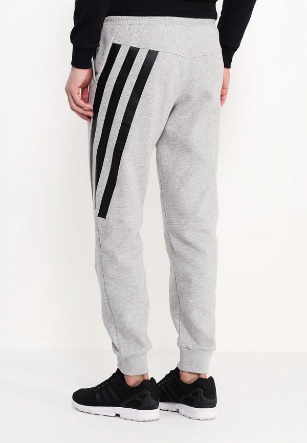 Мужские спортивные брюки Adidas Neo (Адидас Нео) AB8752: изображение 4