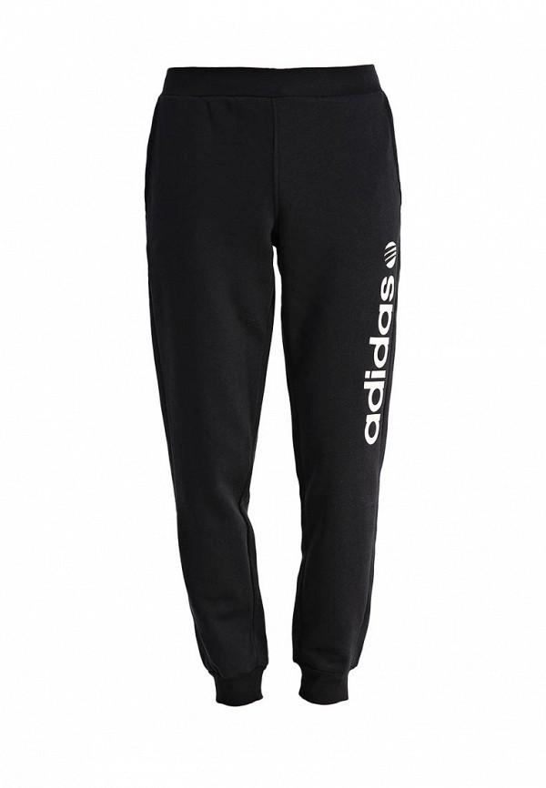 Мужские спортивные брюки Adidas Neo (Адидас Нео) A08361: изображение 1