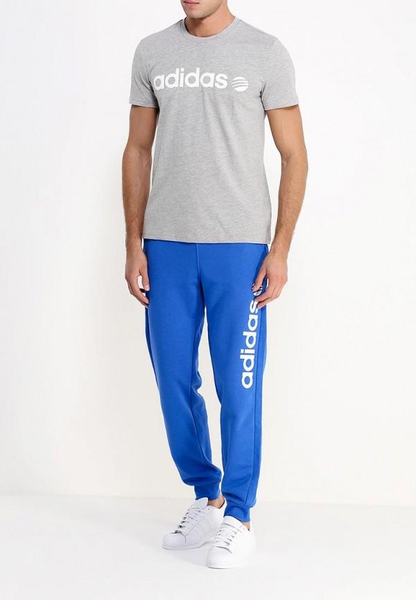 Мужские спортивные брюки Adidas Neo (Адидас Нео) AB8723: изображение 2