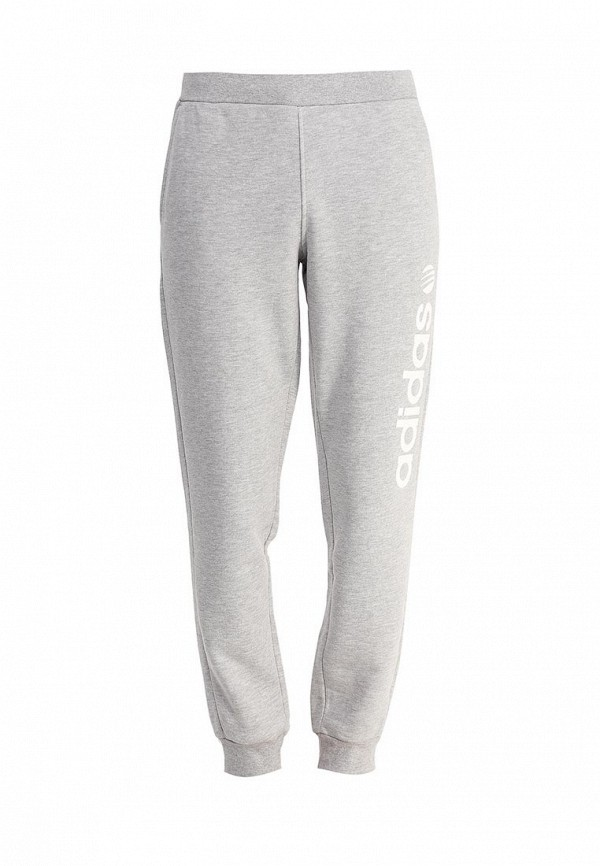 Мужские спортивные брюки Adidas Neo (Адидас Нео) S25100: изображение 1