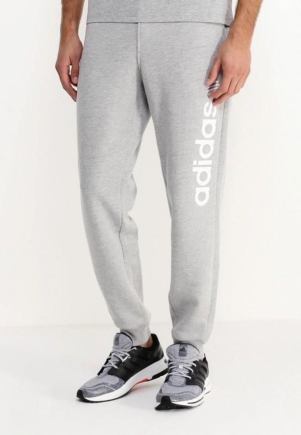 Мужские спортивные брюки Adidas Neo (Адидас Нео) S25100: изображение 3
