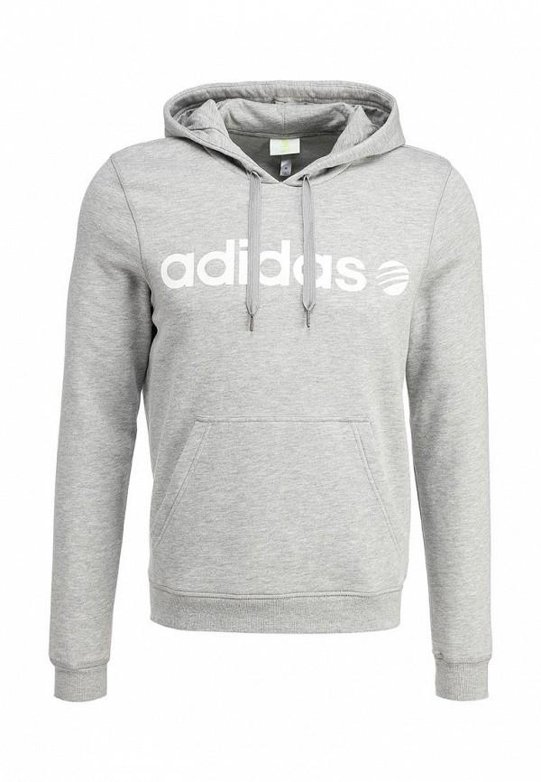 Мужские худи Adidas Neo (Адидас Нео) AB8711: изображение 2