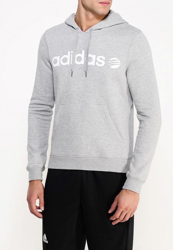 Мужские худи Adidas Neo (Адидас Нео) AB8711: изображение 4