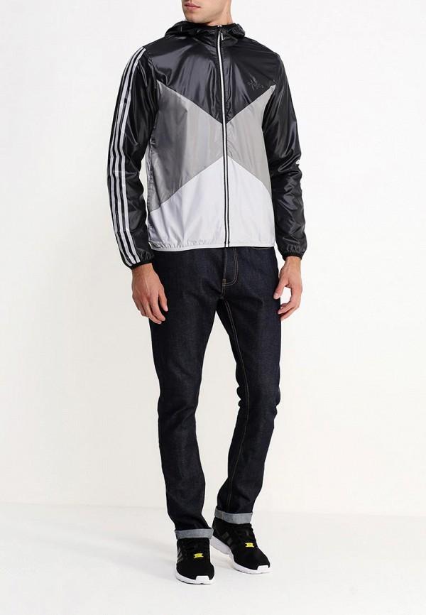 Ветровка Adidas Neo (Адидас Нео) AB3496: изображение 3