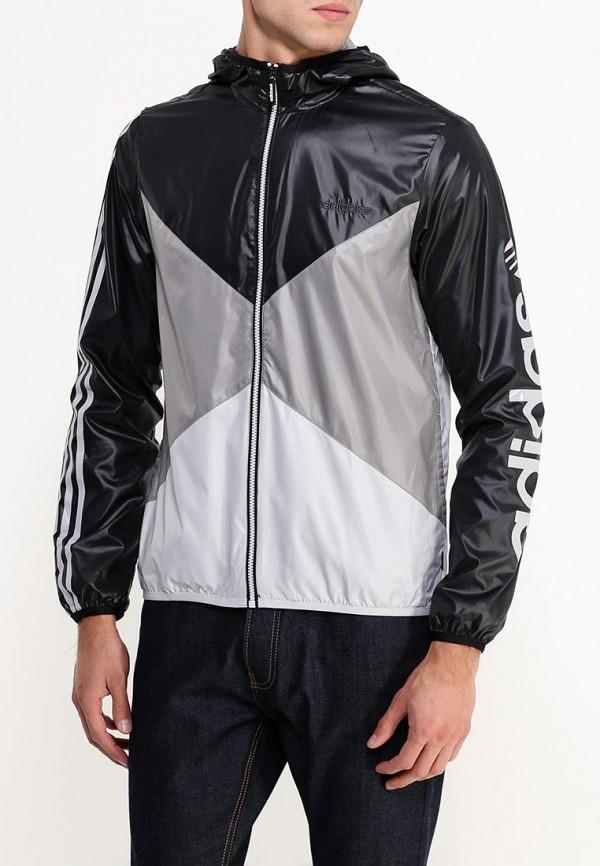 Ветровка Adidas Neo (Адидас Нео) AB3496: изображение 4
