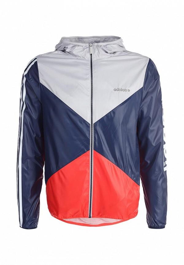 Ветровка Adidas Neo (Адидас Нео) AB8669: изображение 1