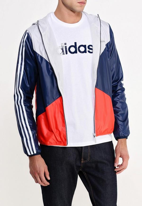 Ветровка Adidas Neo (Адидас Нео) AB8669: изображение 4