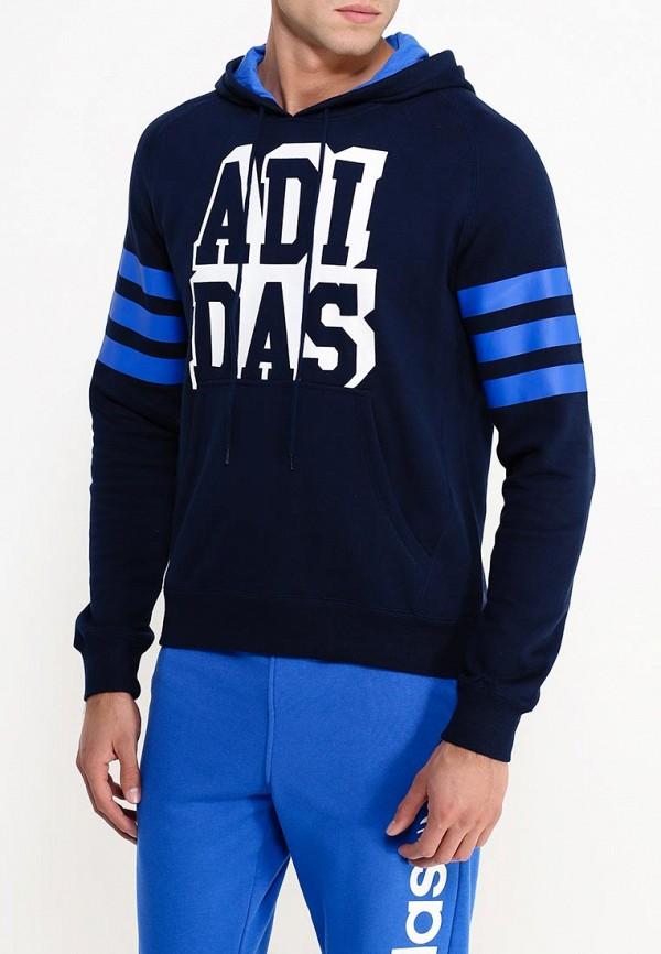 Мужские худи Adidas Neo (Адидас Нео) AB3491: изображение 4