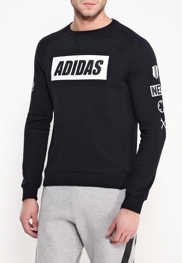 Толстовка Adidas Neo (Адидас Нео) AB3456: изображение 3