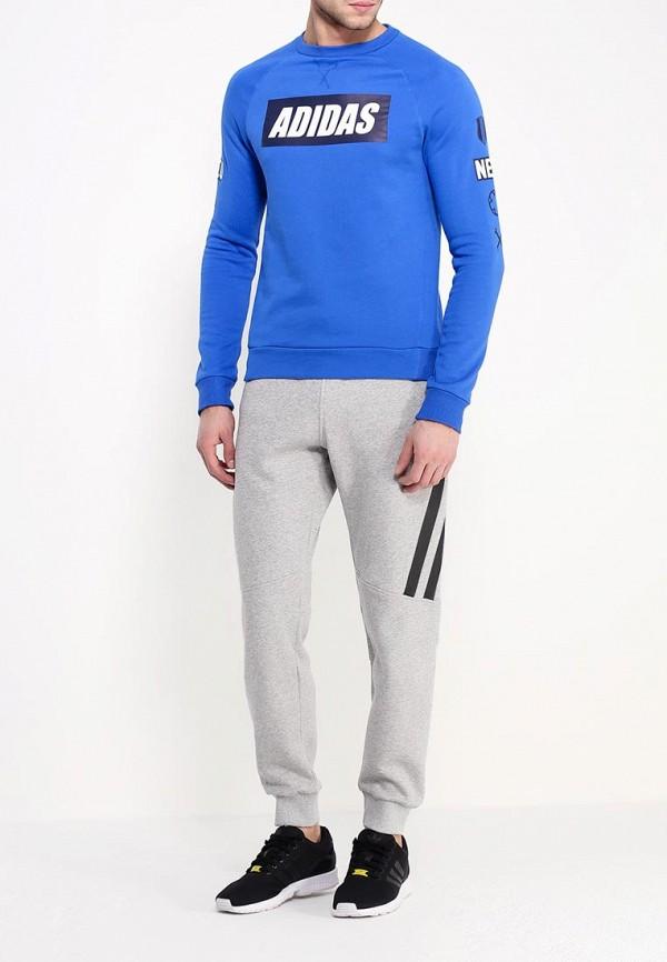 Толстовка Adidas Neo (Адидас Нео) AB8754: изображение 2