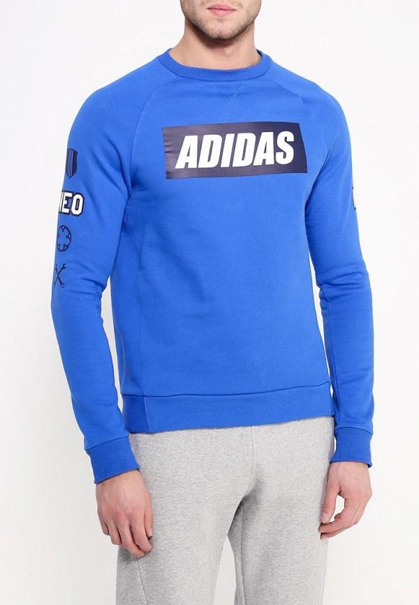 Толстовка Adidas Neo (Адидас Нео) AB8754: изображение 3