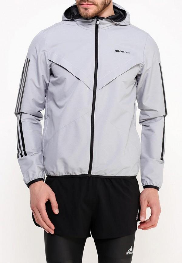 Ветровка adidas adidas AD003EMUNF57 ветровки adidas ветровка xpr ed jacket w