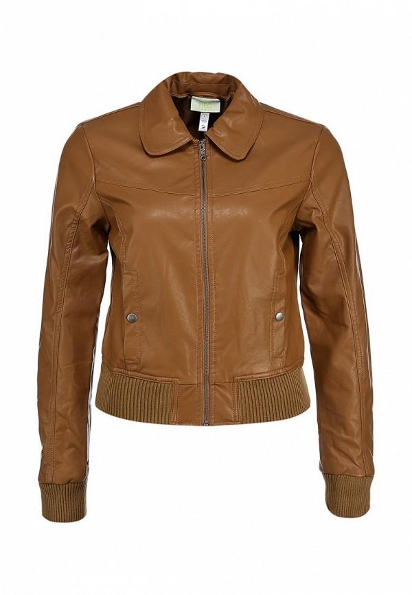 Кожаная куртка Adidas Neo (Адидас Нео) Z73344: изображение 1