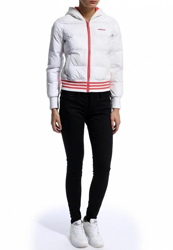 Куртка Adidas Neo (Адидас Нео) F83462: изображение 3