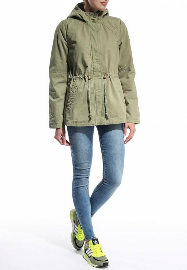 Утепленная куртка Adidas Neo (Адидас Нео) M60859: изображение 3