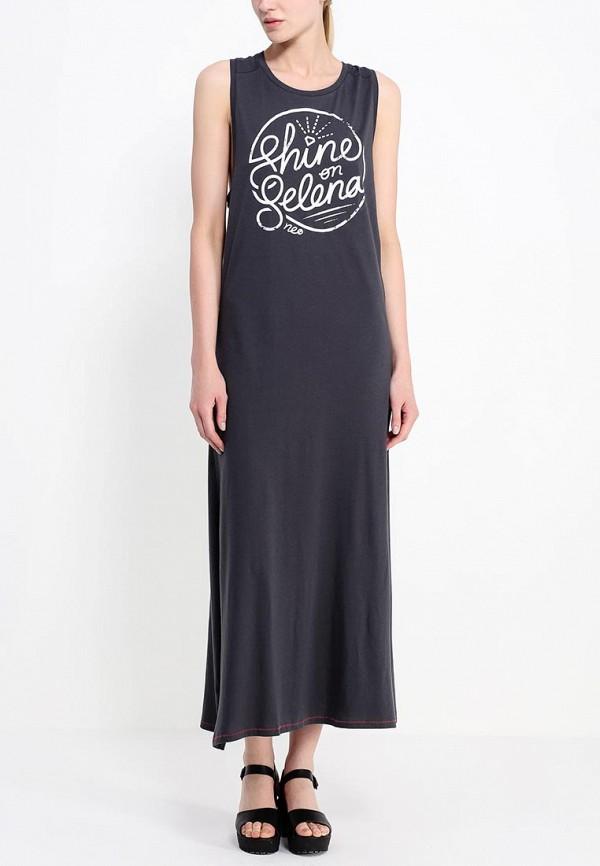 Платье-макси Adidas Neo (Адидас Нео) AC6031: изображение 3