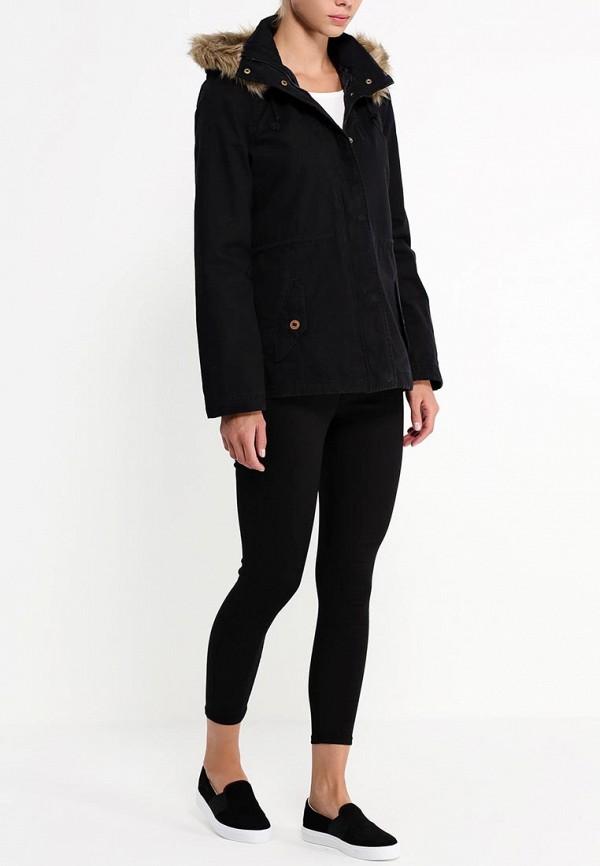 Утепленная куртка Adidas Neo (Адидас Нео) B89434: изображение 3