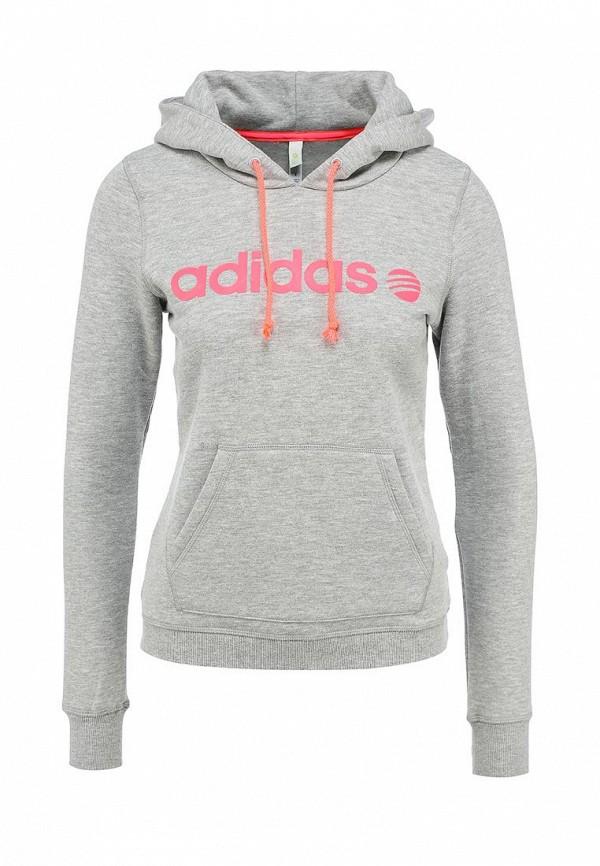 Женские худи Adidas Neo (Адидас Нео) S26533: изображение 1
