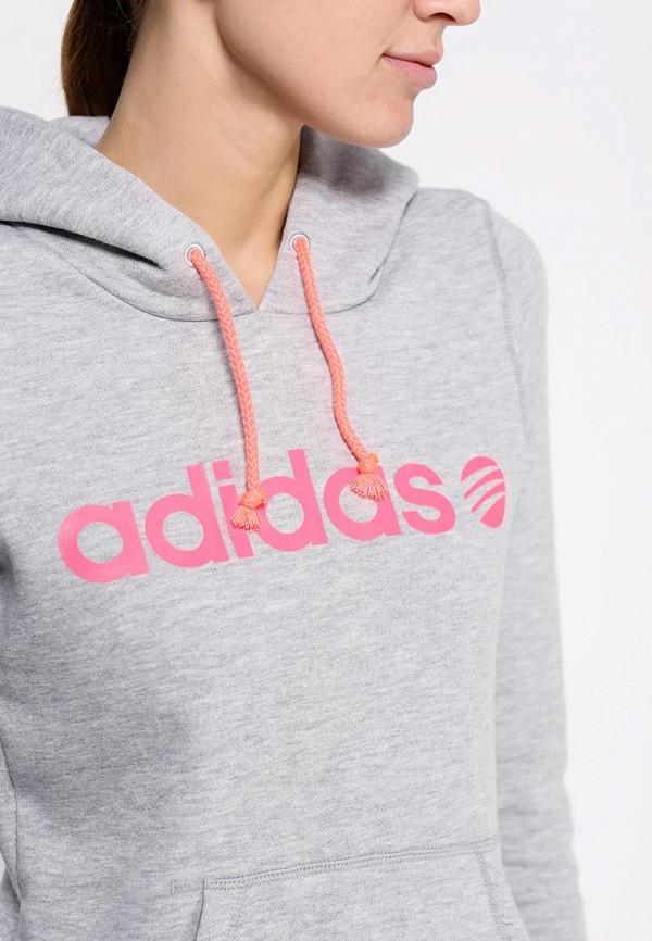 Женские худи Adidas Neo (Адидас Нео) S26533: изображение 2