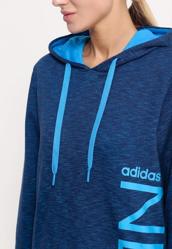 Женские худи Adidas Neo (Адидас Нео) AE3687: изображение 3