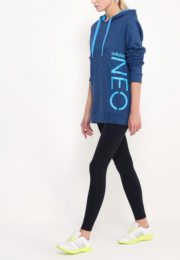 Женские худи Adidas Neo (Адидас Нео) AE3687: изображение 4