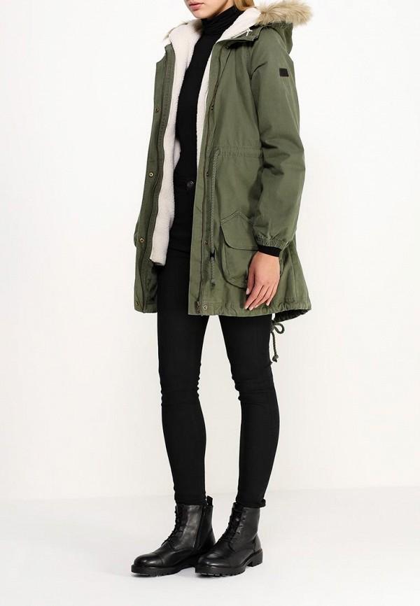 Утепленная куртка Adidas Neo (Адидас Нео) AB8980: изображение 3