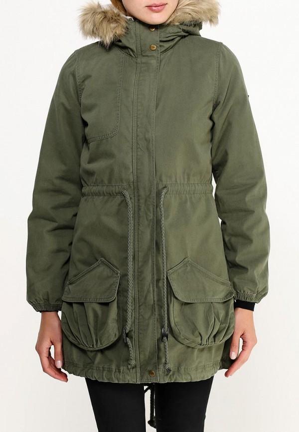 Утепленная куртка Adidas Neo (Адидас Нео) AB8980: изображение 4