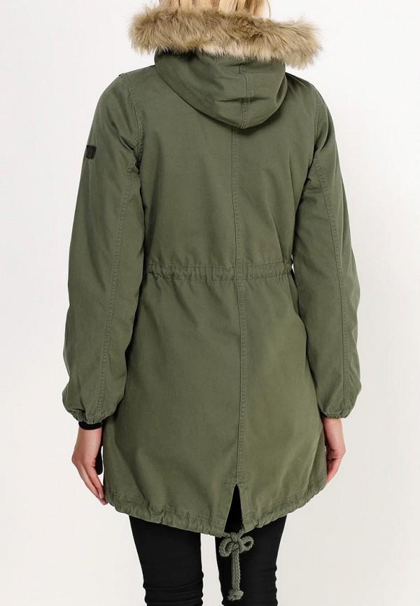 Утепленная куртка Adidas Neo (Адидас Нео) AB8980: изображение 5