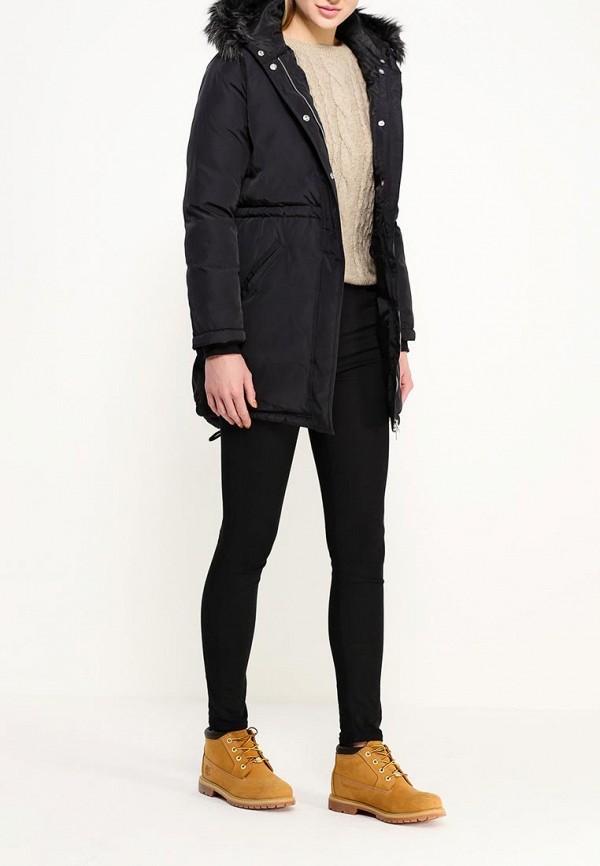 Утепленная куртка Adidas Neo (Адидас Нео) AB3845: изображение 3