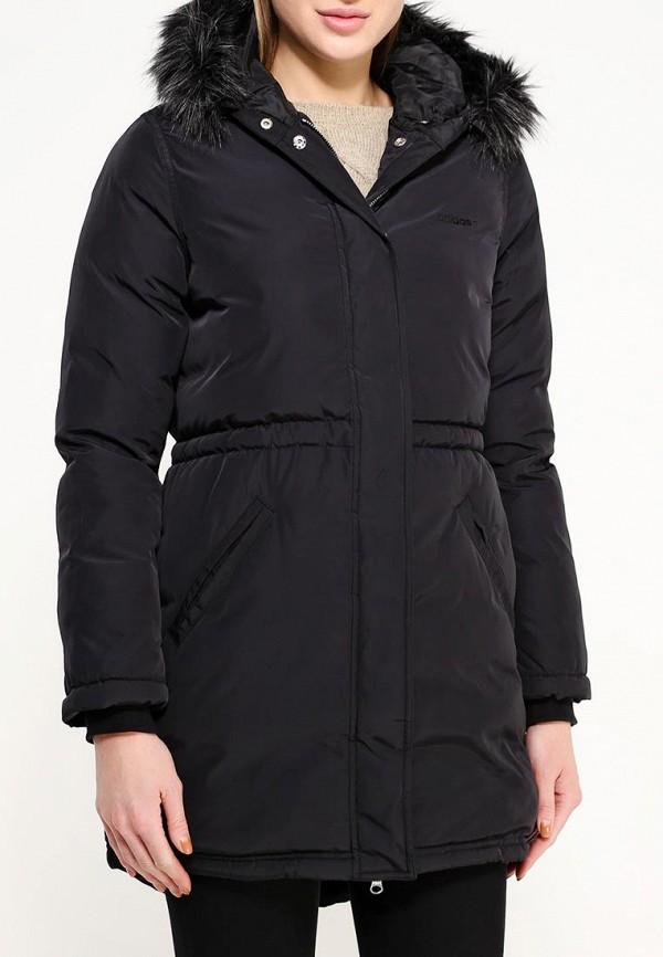 Утепленная куртка Adidas Neo (Адидас Нео) AB3845: изображение 5