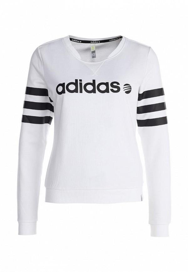 Толстовка Adidas Neo (Адидас Нео) AB3824: изображение 1