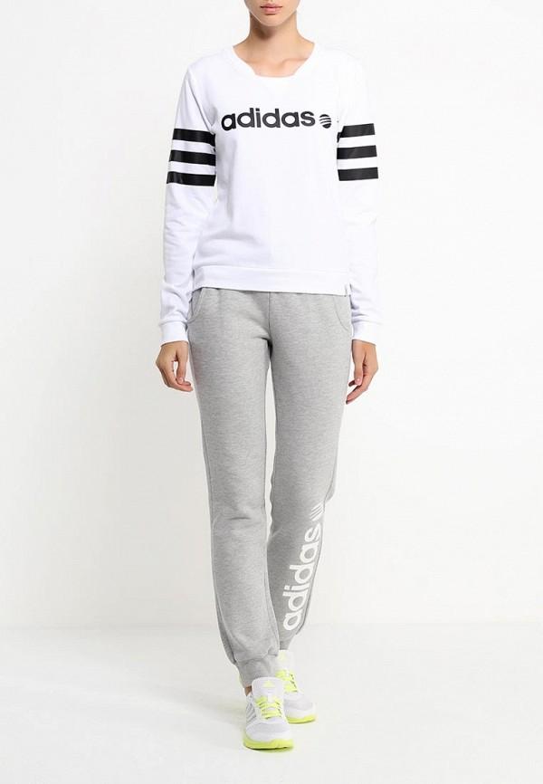 Толстовка Adidas Neo (Адидас Нео) AB3824: изображение 2