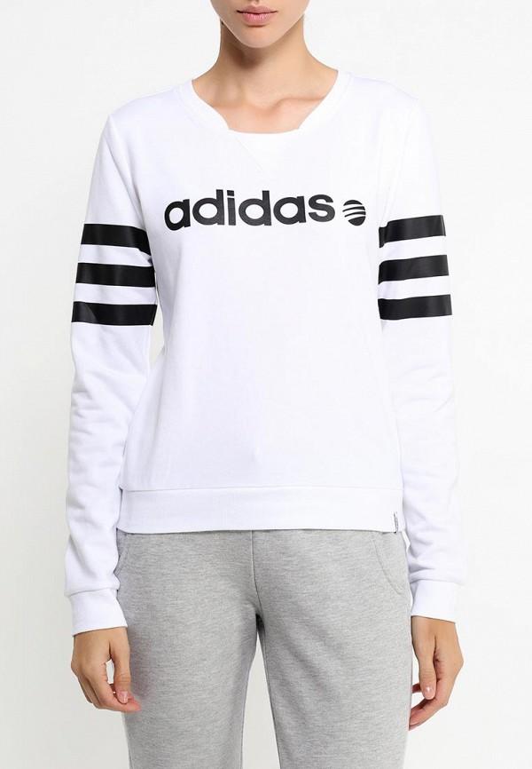 Толстовка Adidas Neo (Адидас Нео) AB3824: изображение 3